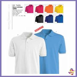 Polo colours uomo